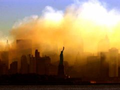 The September 11 terror attacks precipitated profound changes in America and the world (AP)