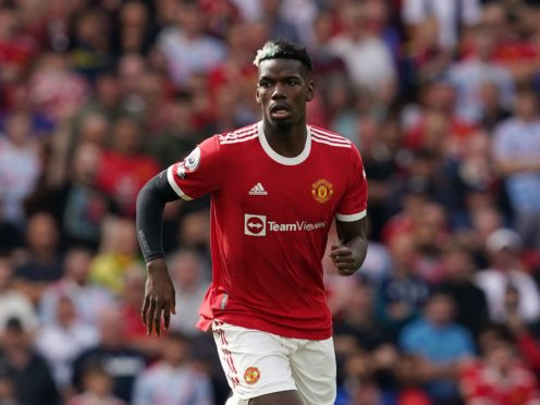 Paul Pogba, pictured, has been linked with a possible Juventus switch by his agent (Martin Rickett/PA)