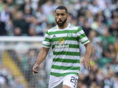 Cameron Carter-Vickers was pleased with a goalscoring Celtic debut (Jeff Holmes/PA)