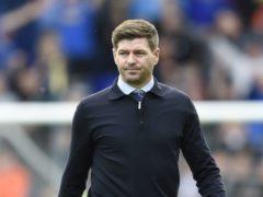 Rangers manager Steven Gerrard respectful of Lyon (Ian Rutherford/PA)