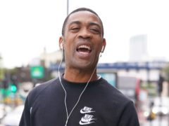 Rapper Wiley, real name Richard Kylea Cowie, arrives at Thames Magistrates' Court in London (Yui Mok/PA)
