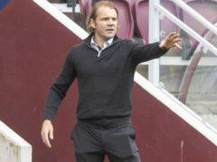 Robbie Neilson's side remain unbeaten (Jeff Holmes/PA)