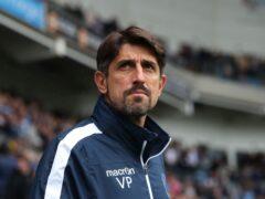 Reading manager Veljko Paunovic (Bradley Collyer/PA)