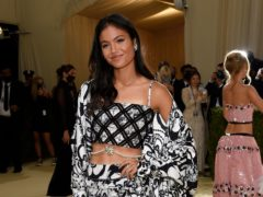 US Open champion Emma Raducanu rubbed shoulders with some of the biggest names in fashion and celebrity after scoring an invite to the Met Gala (Evan Agostini/Invision/AP)