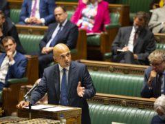 (UK Parliament/Roger Harris/PA)