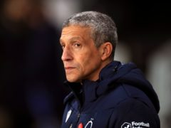 Chris Hughton has been sacked as Nottingham Forest boss after less than a year in the role (Mike Egerton/PA)