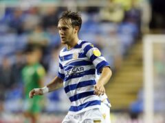 Alen Halilovic scored the only goal for Reading (David Davies/PA)