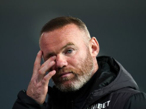 Wayne Rooney praised his side but did not enjoy watching their game against West Brom (Nick Potts/PA)