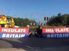 (Insulate Britain/PA)