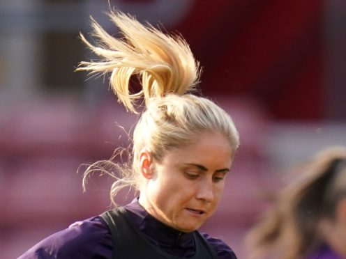 England captain Steph Houghton will miss the World Cup qualifiers against North Macedonia and Luxembourg due to an ankle injury (Andrew Matthews/PA)