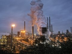 Experts say the planet has already warmed by 1.1C since pre-industrial times (Martin Meissner/AP)
