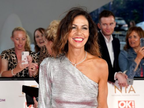 Julia Bradbury has revealed she has been diagnosed with breast cancer (Ian West/PA)