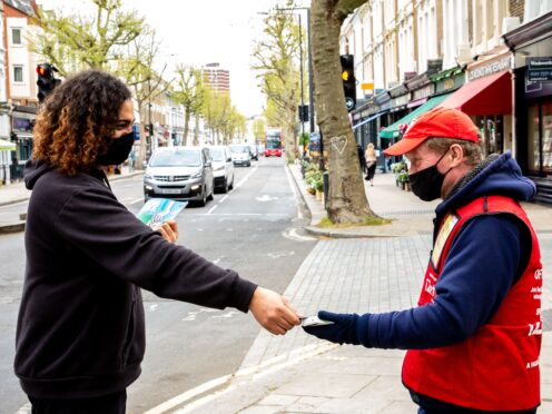 Some 30 vendors have been put in charge of The Big Issue to mark its 30th anniversary (