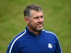 Lee Westwood admits it would be a massive honour to become Ryder Cup captain (Anthony Behar/PA)
