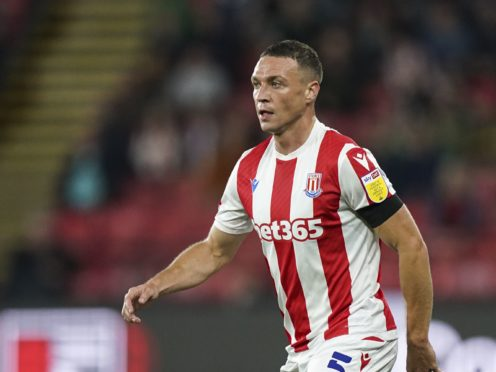 James Chester hopes Stoke can grow in confidence (David Davies/PA)