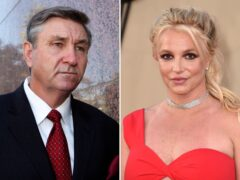Britney Spears could finally see her father ousted from his role overseeing her finances (AP Photo)