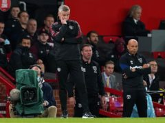 Ole Gunnar Solskjaer rued his side's slow start and missed chances (Martin Rickett/PA)