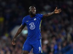 Chelsea forward Romelu Lukaku feels more can be done to tackle online racism (Mike Egerton/PA)