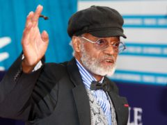 Influential black filmmaker Melvin Van Peebles has died aged 89, his family has said (AP Photo/Michel Spingler, File)