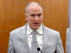 Former Minneapolis police Officer Derek Chauvin is appealing against his sentence and conviction (AP)