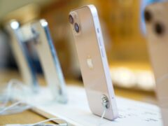 Experts say they were able to bypass the iPhone's lock screen to make unlimited contactless payments from a Visa card set up for public transport (Kirsty O'Connor/PA)