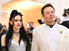 Grimes and Elon Musk have ended their romantic relationship (Charles Sykes/Invision/AP)