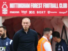 Steve Cooper took charge of Nottingham Forest for the first time against Millwall (Isaac Parkin/PA)