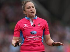 Gallagher Premiership referee Sara Cox (Kirsty O'Connor/PA)