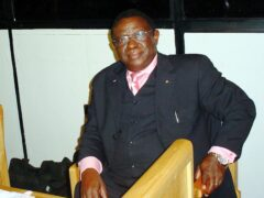 Theoneste Bagosora died in Mali on Saturday (Cukhdev Chhatbar/AP)