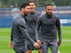 Paris St Germain boast the likes of Lionel Messi, left, and Neymar, right (Michel Euler/AP).