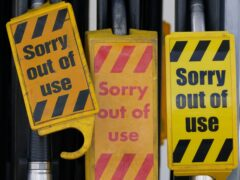 Fuel shortages have led to the postponement of several non-league matches (Andrew Milligan/PA)