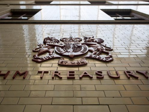 Businesses have handed back more than £1 billion claimed through the Government's furlough scheme, the Treasury said (Chris Ratcliffe/PA)