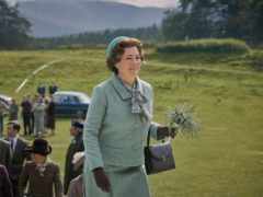 Olivia Colman is an Emmy nominee for The Crown, while the show is up for outstanding drama series (Netflix/PA)