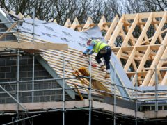 The Scottish Government failed to meet its target of building 50,000 affordable new homes over the lifetime of the last parliament (Rui Viera/PA)