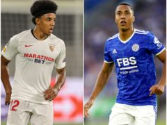 Jules Kounde and Youri Tielemans featurs in today's transfer speculation (PA-DPA/David Davies/PA)