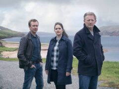 Douglas Henshall will reprise his role as DI Jimmy Perez in the BBC One series Shetland (BBC/PA)