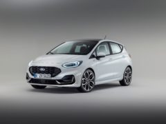 Ford has given its Fiesta a significant upgrade