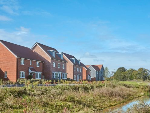Countryside Properties has agreed to scrap contract terms doubling ground rents (Countryside/PA)