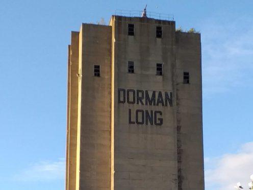 Dorman Long Tower, an industrial landmark on Teesside (Vince Smith/PA)