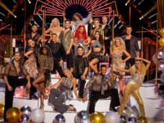 Strictly Come Dancing (Guy Levy/BBC)