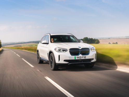 BMW now offers a variety of powertrains for the X3