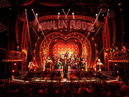 Moulin Rouge! The Musical (Matthew Murphy/Boneau/Bryan-Brown/AP)