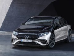 The EQS is the newest member of Mercedes' EQ range of electric cars