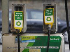 Fuel shortages at filling stations are 'more acute' than normal, Deputy First Minister John Swinney said (Danny Lawson/PA)