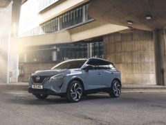 The new Qashqai's styling is relatively close to that of its predecessor