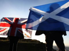 A majority of Scots are against having a second independence vote in the next two years, according to a new poll (David Cheskin/PA)