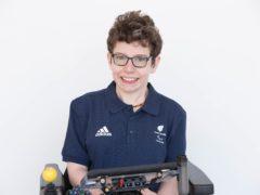GB boccia player Beth Moulam (imagecomms/PA)