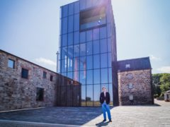 The distillery is situated on the Dornoch Firth (Glenmorangie/PA)