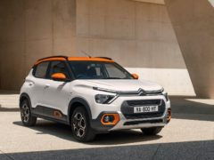 The new Citroen C3 will be produced in both India and South America