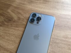 iPhone 13 Pro Max (Martyn Landi/PA)